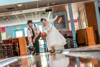 Pin Up Bowl Wedding Bowling The Loop