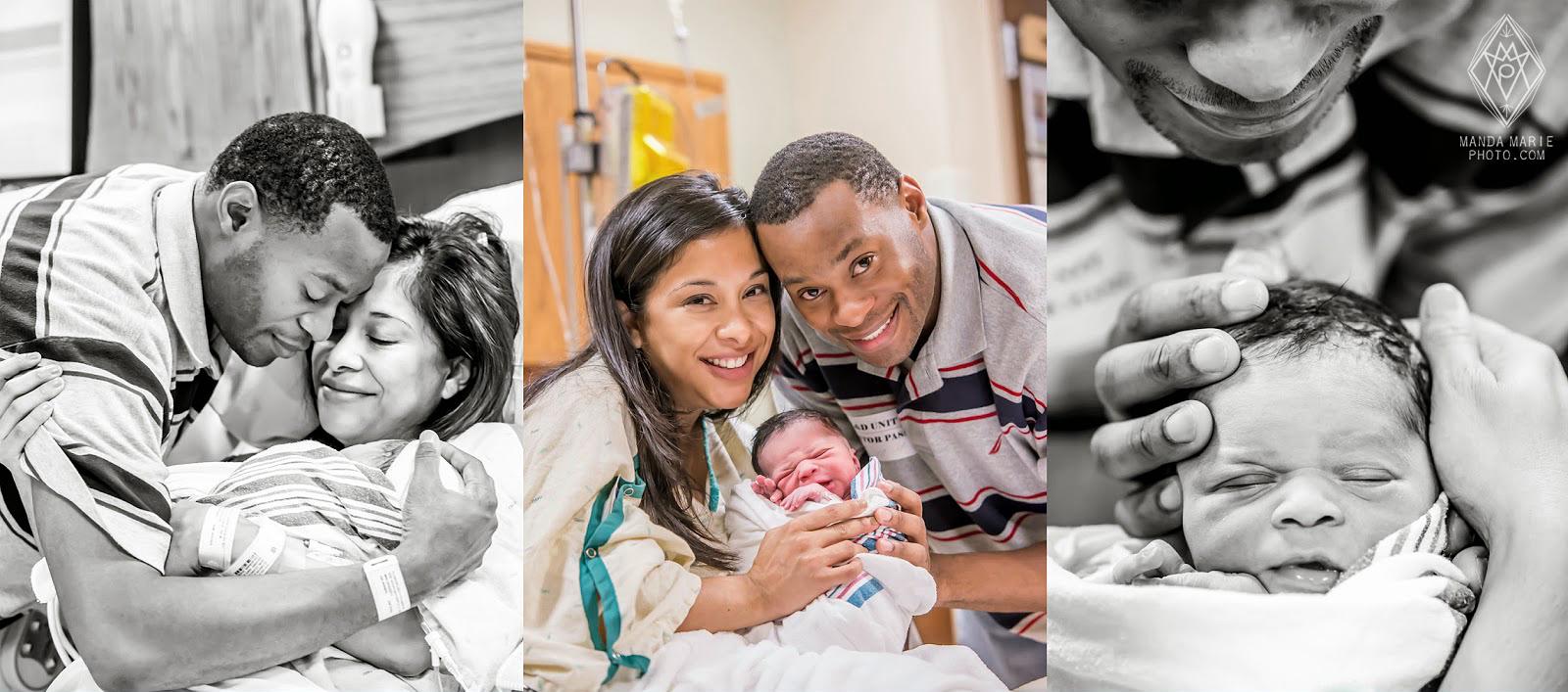 Birth Photography Hospital Portraits