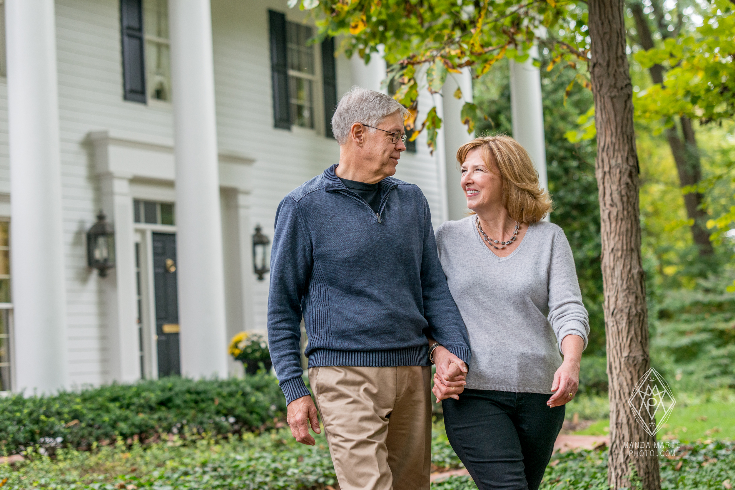 Retirement Portrait Engagement