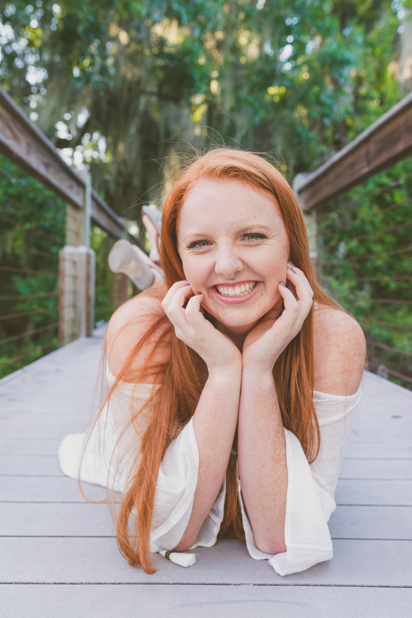 Windermere Florida Senior Portraits