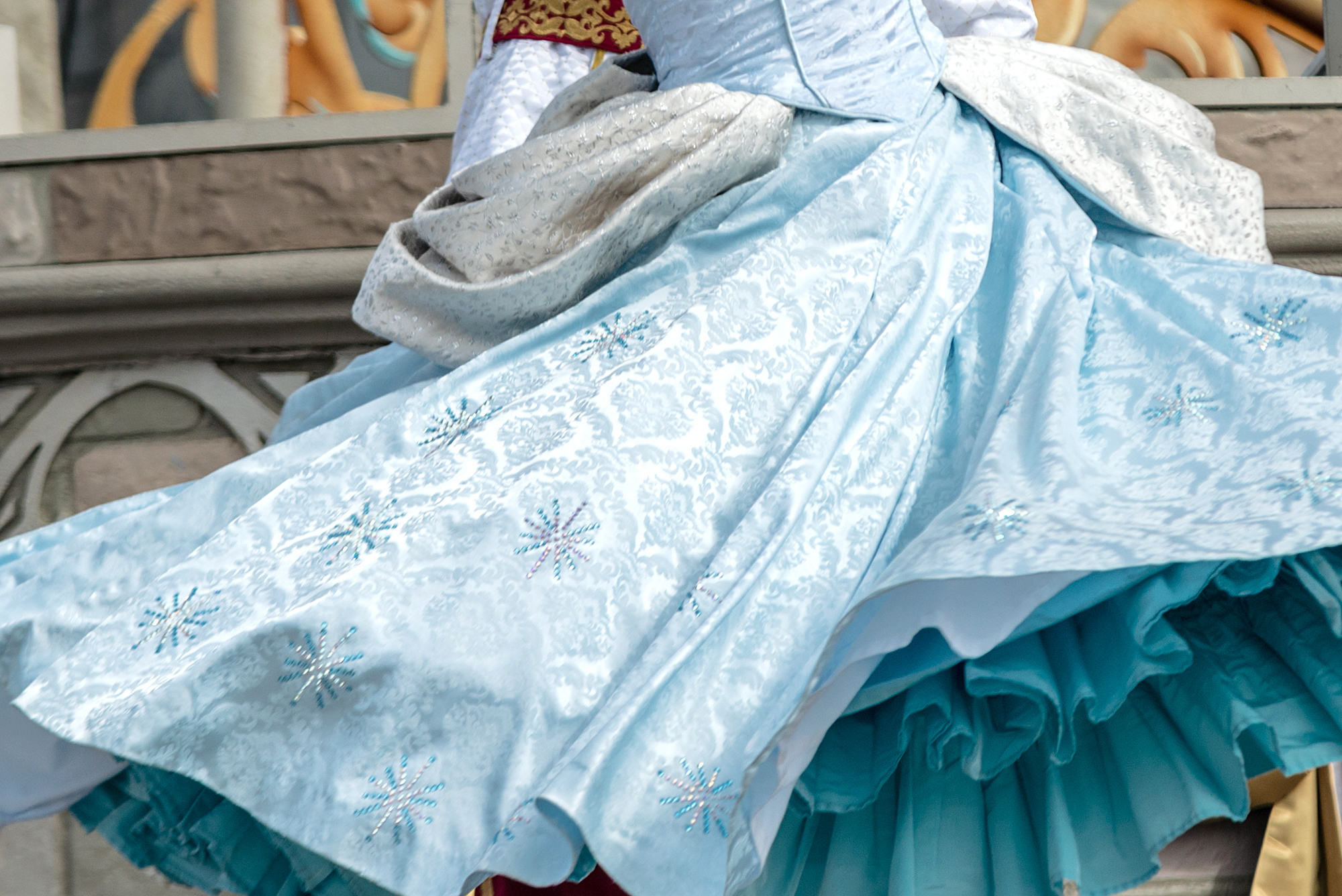 Cinderella Dress Magic Kingdom