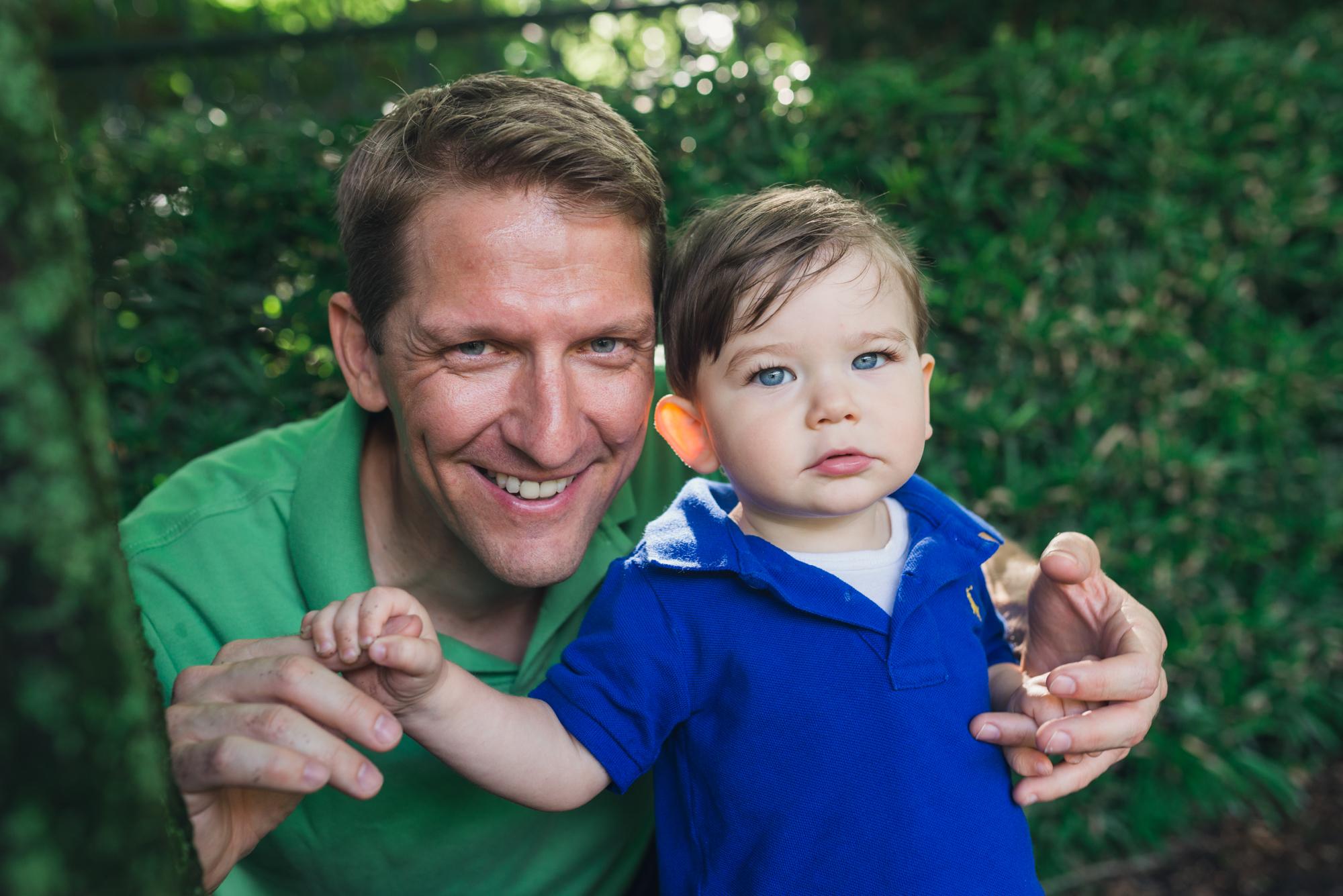 Father Son Portraits