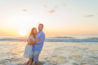 St. Augustine Beach Engagement
