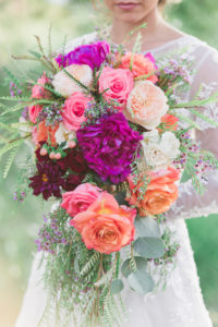 Fuscia Pink Bouquet