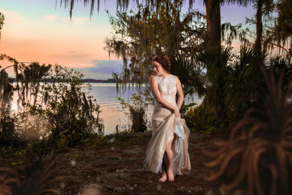 DaVinci Bridal 50371