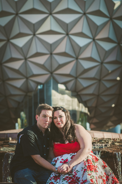 Disney Engagement