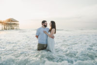 Cocoa Beach Florida Engagement