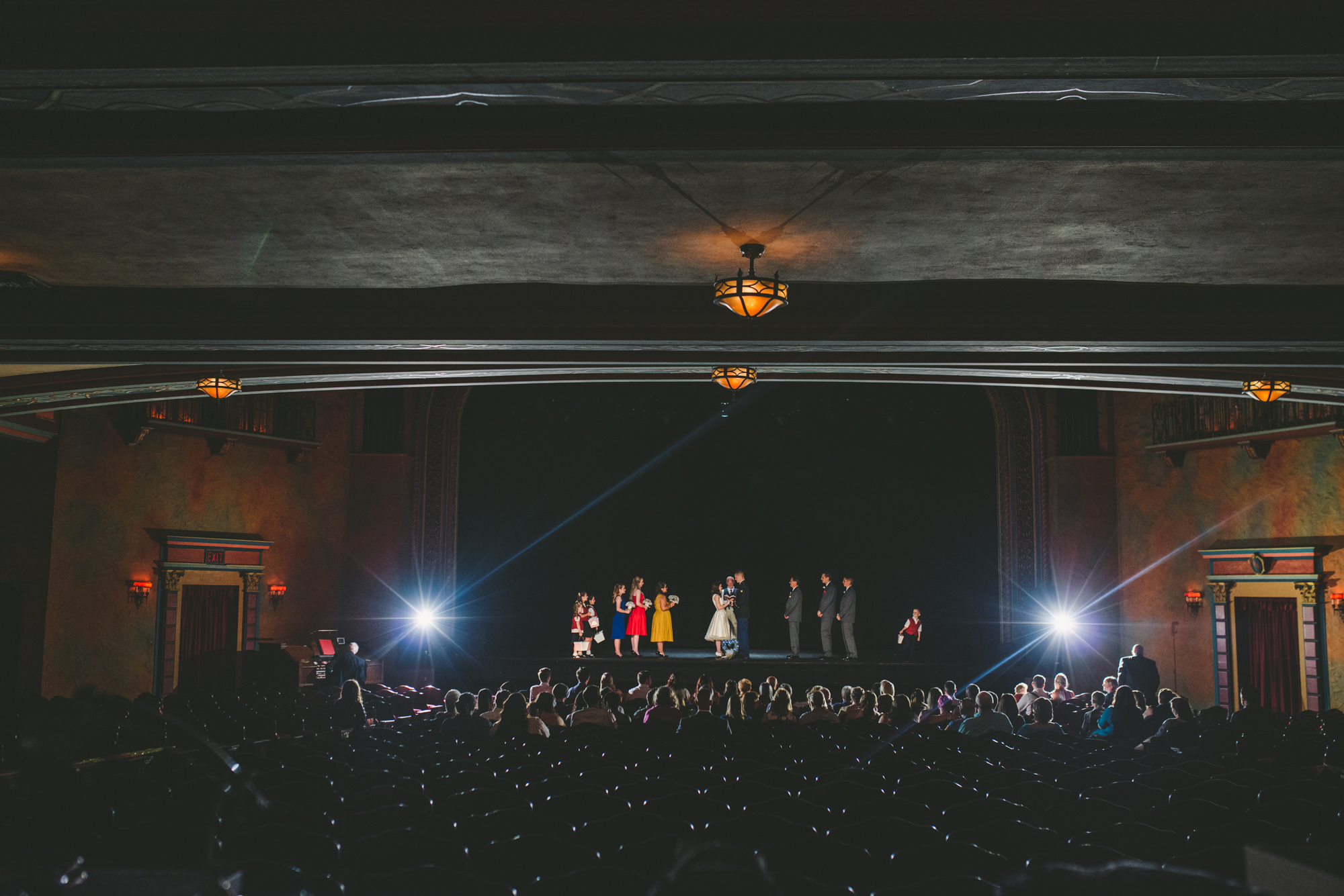 Polk Theatre Lakeland Wedding