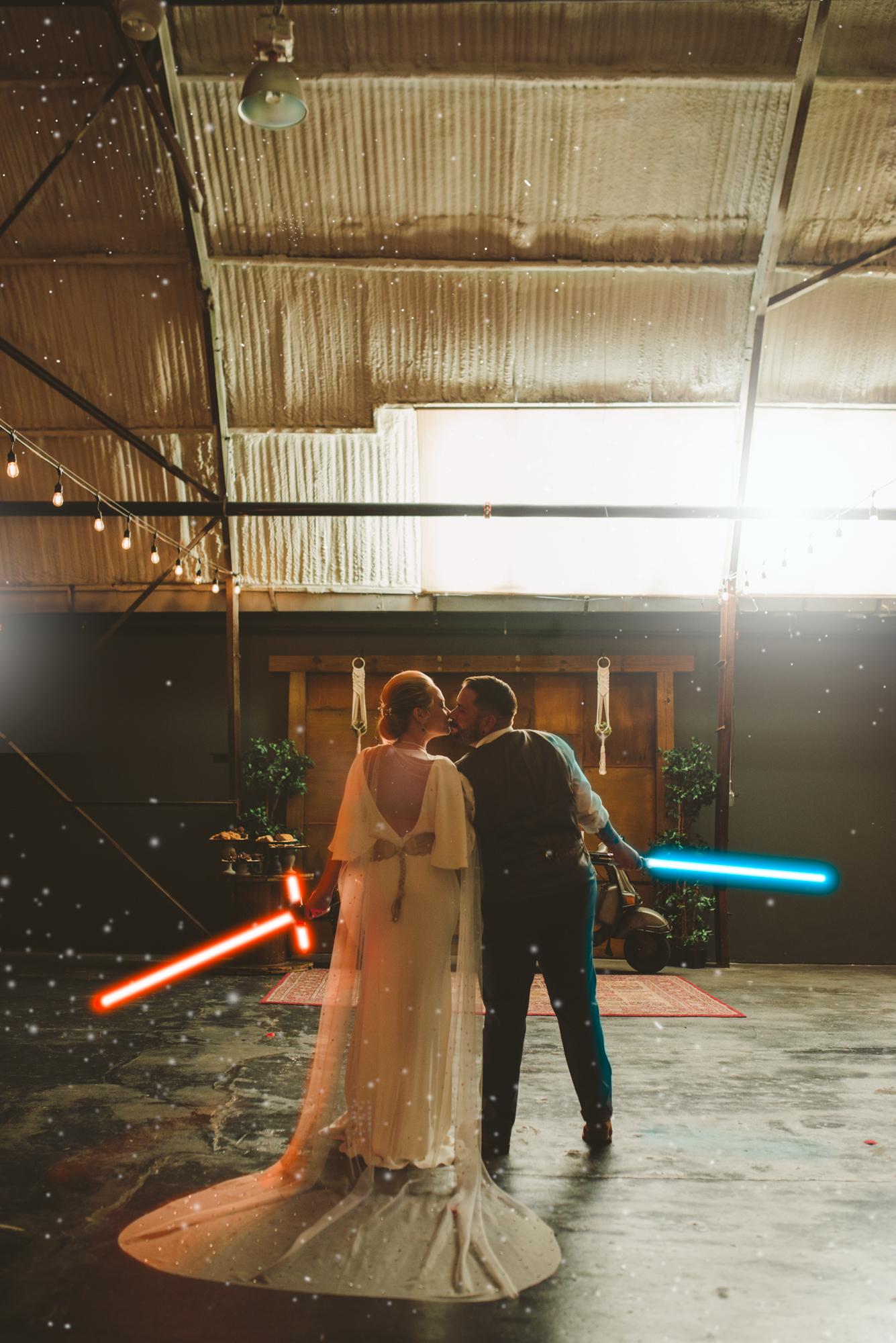 Orlando Nerd Wedding