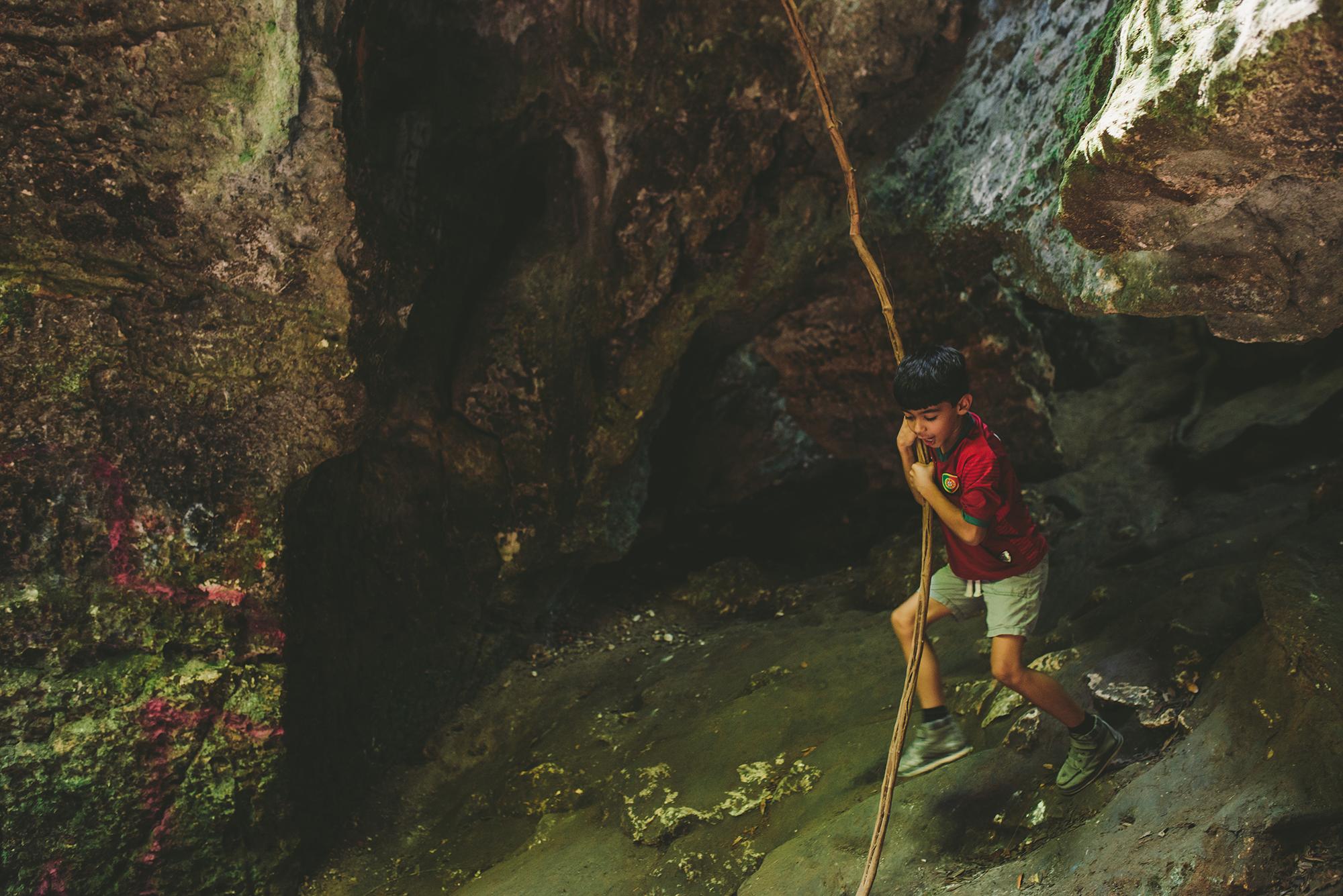 Dames Cave