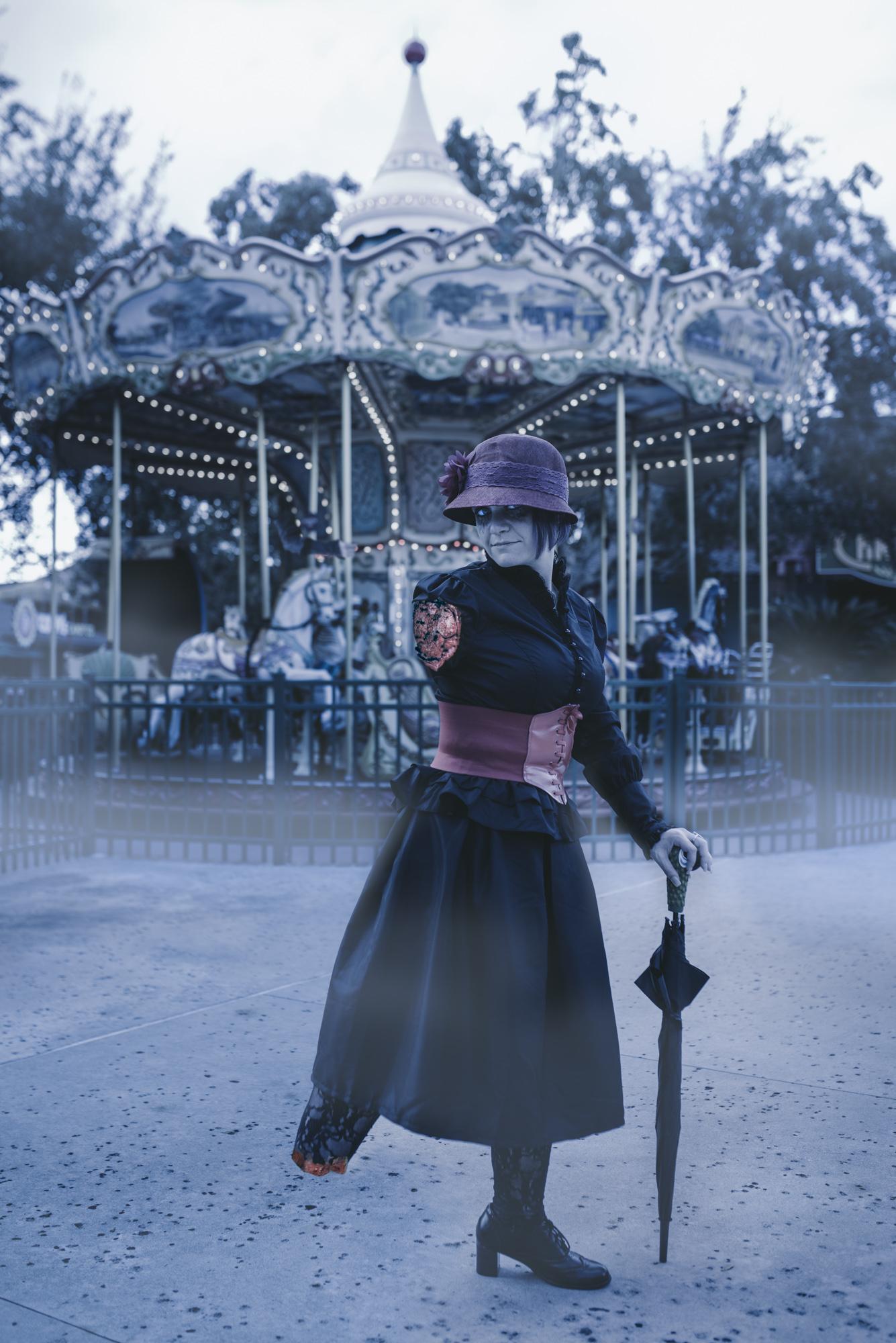Zombie Mary Poppins