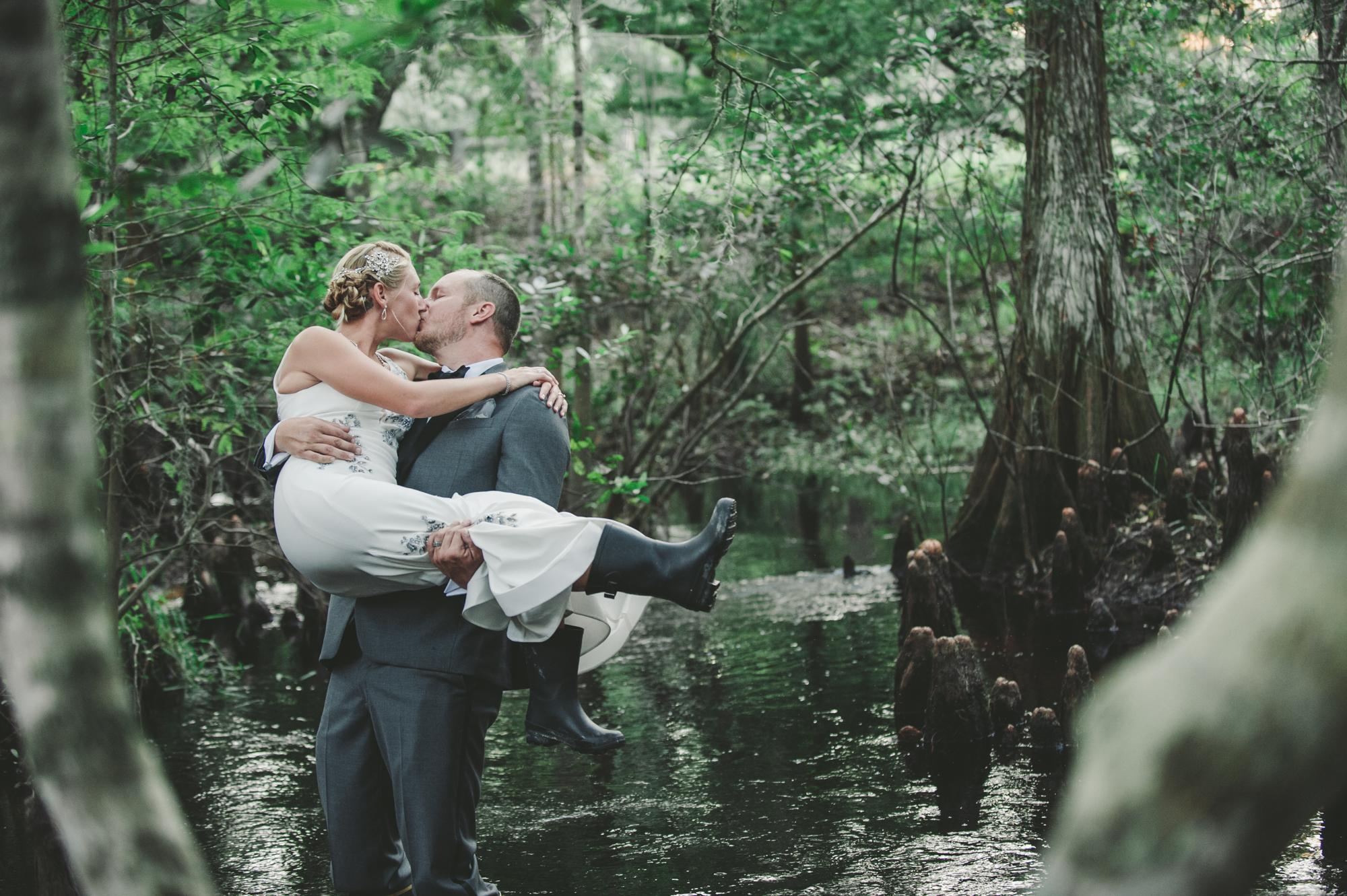 Lake Louisa State Park Wedding