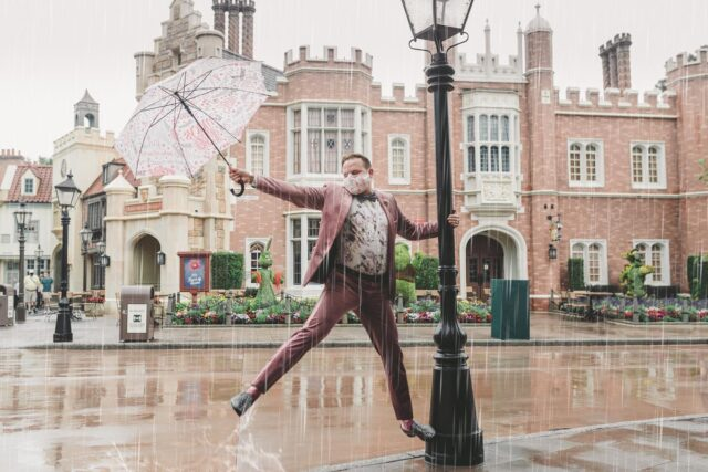 Most Dapper Contest SUBMISSIONS are now Open! ✨ Voting begins April 29th.  For details and to enter, head over to find this guy Singin in the Rain on my FB Page. All you need to know is there!  Well worth walking in the rain to become my Dapper Day contest promo, @paulgerbes !  #thedapperdayphotographer #dapperdaycontest @dapperday #dapperday2021 #disneydapperday #orlandophotographer #disneyphotographer #disneyphotography #singinintherain #epcotuk