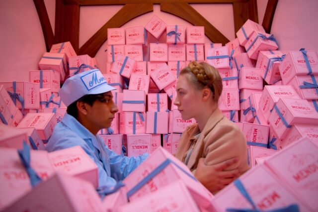 Who makes sugar cookies in Orlando and would like a feature in a Wes Anderson styled photo session? Shooting to shoot early-mid November.   Or please mention someone who might be interested!  🎥: The Grand Budapest Hotel  #wesanderson #orlandocakes